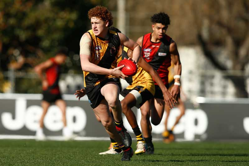 Laguntas star against Jim Stynes Academy
